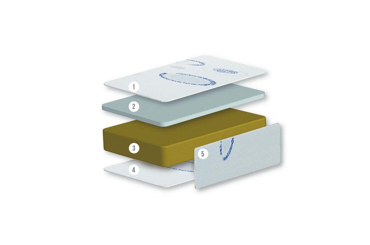 HABITMOBEL Pack 2 Colchones Visco 200 x 105 cm + Cama Canguro + Almohadas Fibra: Amazon.es: Hogar