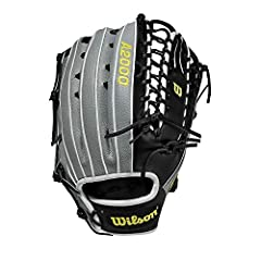 The A2000 OT6 SS features a one-piece, six finger palm and web and is now made with Grey Super Skin and Black and White Pro Stock Leather. The OT6 is the perfect for outfielders looking for a longer glove with more feel and less rebound. Desi...