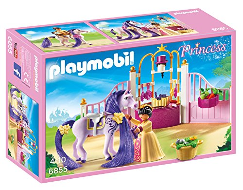 PLAYMOBIL Royal Stable (Clicks Playmobil)