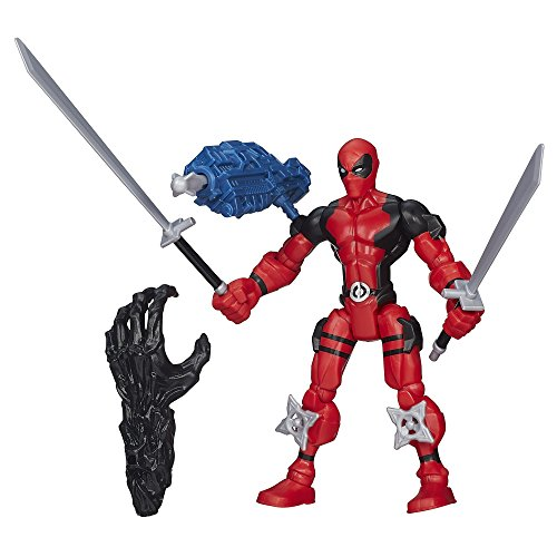 with Deadpool Action Figures design