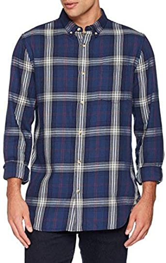 New Look Bold Check Camisa para Hombre