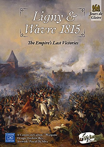 LUD Ligny & Wavre 1815, the Empire's Last Victories, Boardgame