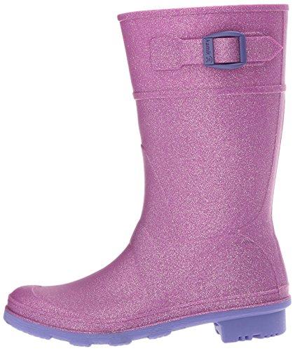Pictures of Kamik Kids' Glitzy Rain Boot EK4733H 5