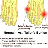 Chiroplax Tailor's Bunion Corrector Pad