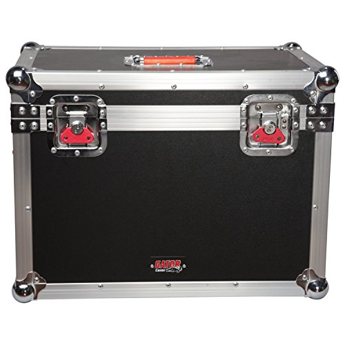 Gator Cases G-TOUR Series ATA Style Road Case for Mini Electric Guitar Amp Heads Such as Blackstar HT-5RH - Equipped with Heavy Duty Latches and Spring Loaded Handles; (G-TOURMINIHEAD3) ()