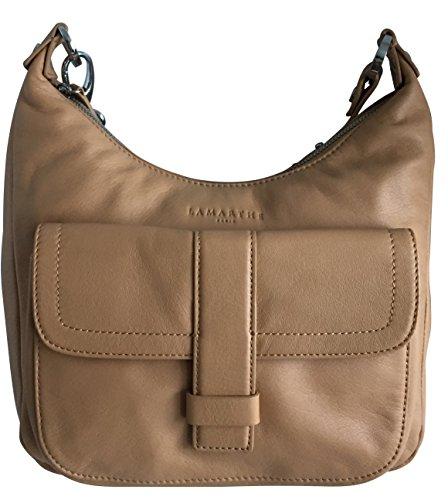 Camel Skin Messenger Bag - 3