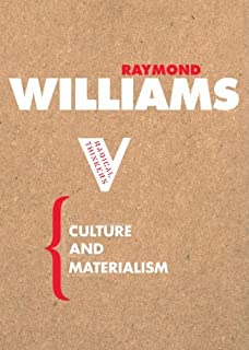 problems in materialism and culture selected essays raymond  culture and materialism radical thinkers