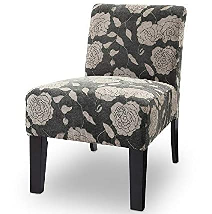Amazon.com: Hebel Deco Accent Chair - Rose | Model CCNTCHR ...