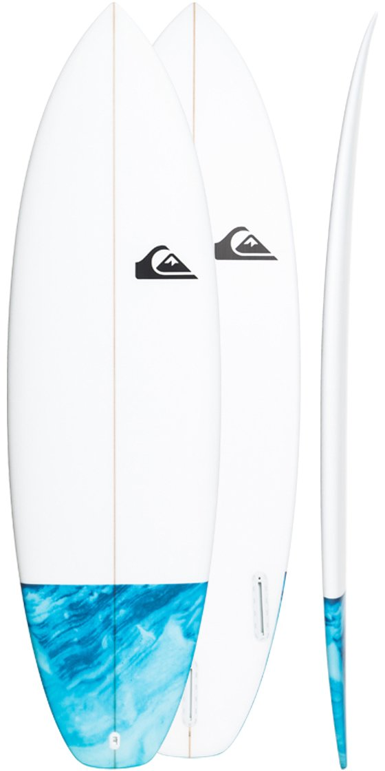 Quiksilver Euroglass Surfboard Mini Ripper 56 Blue Topaz: Amazon.es: Deportes y aire libre