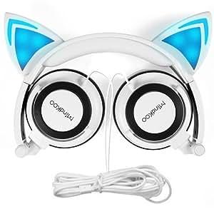 Orejas De Gato Auriculares Mindkoo Cat Ear Cascos Ni 241 Os