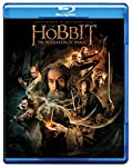 Cover Image for 'The Hobbit: The Desolation of Smaug (Blu-ray + DVD + Digital HD UltraViolet Combo Pack)'
