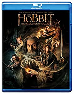 Hobbit 2: The Desolation of Smaug [Blu-ray] [Import]