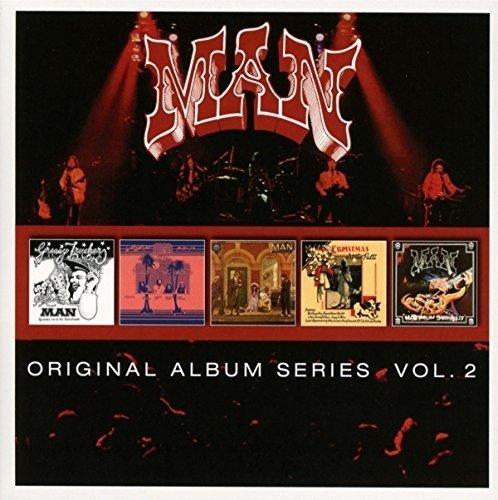 Man Cd Album - 3