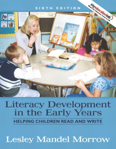 Download Literacy Development in the Early Years: Helping Children Read and Write, 6/e Pdf