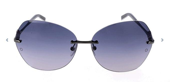 Amazon.com: Mont Blanc de la mujer anteojos de sol: Clothing