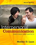 Interpersonal Communication, Lane and Lane, Shelley D., 0205674283