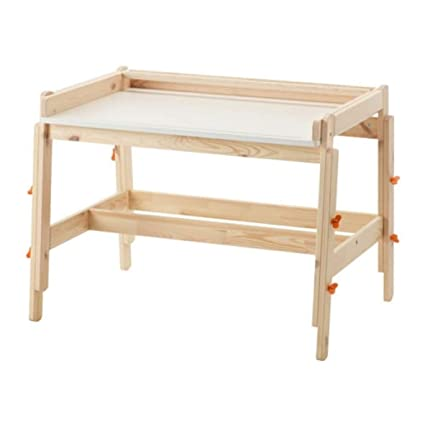 2312f4848601 Amazon.com  IKEA Flisat Children s Desk Adjustable 202.735.94  Home ...