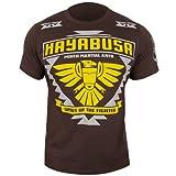 Hayabusa The Brave T-Shirt, Small, Brown