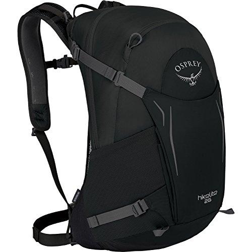 Osprey Packs Hikelite 26 Backpack, Black, One Size