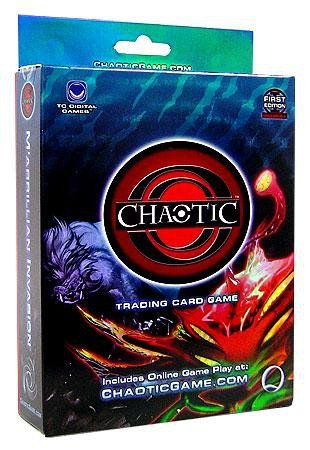 Chaotic Card Game Marrillian Invasion Starter Deck 2.0 Underworld