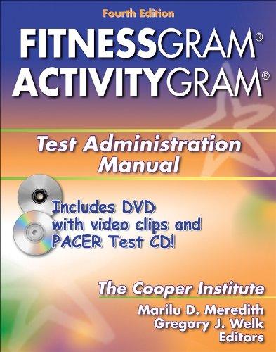 Fitnessgram/Activitygram Test Administration Manual-4th...