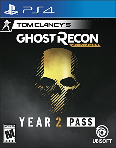 Tom Clancy's Ghost Recon Wildlands Year 2 Pass - PS4 [Digital Code] by Ubisoft