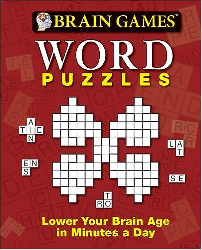 Kostenlose Kindle-Bücher und Downloads Brain Games Word Puzzles (Brain Games (Unnumbered)) 1450802656 PDF