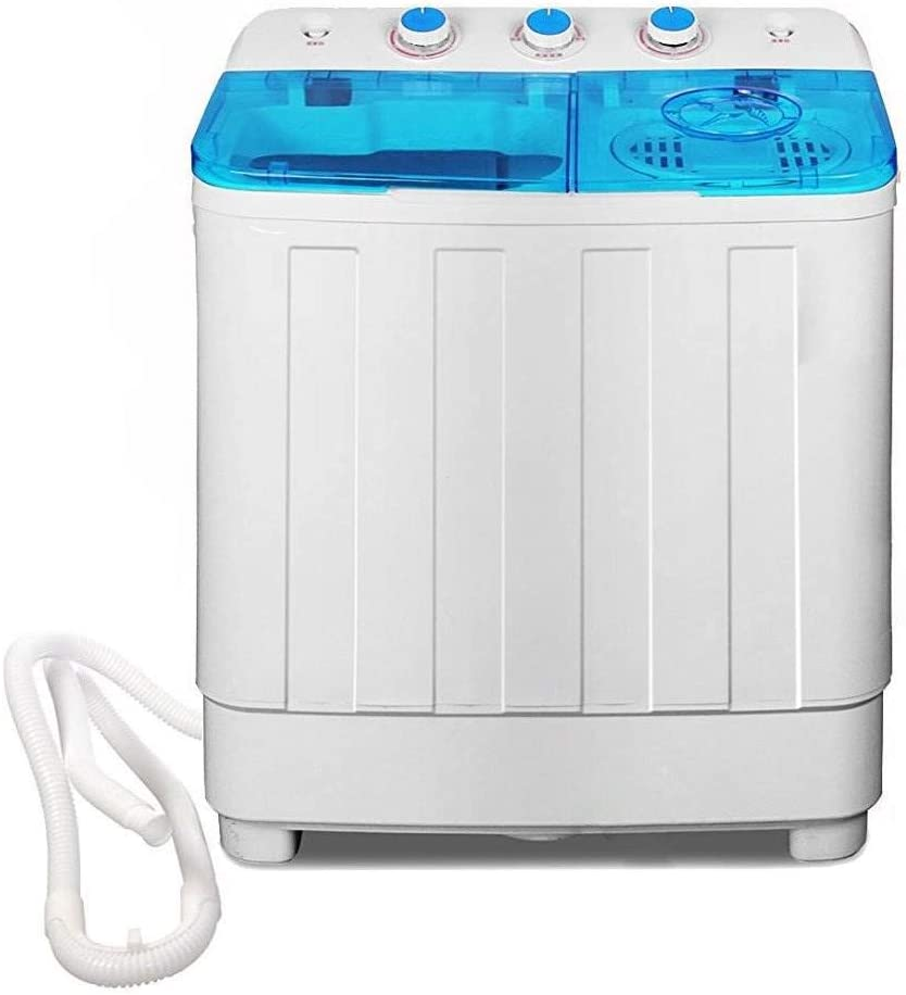 Top 10 Best Portable Washing Machines Reviews in 2020 3
