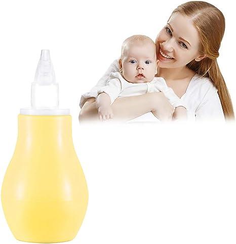 1pc bebé aspirador nasal de la nariz del bebé Limpiador de Prensa ...