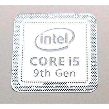 VATH Made Intel Core i9 Extreme Metal Sticker 18 x 18mm 986 11//16 x 11//16