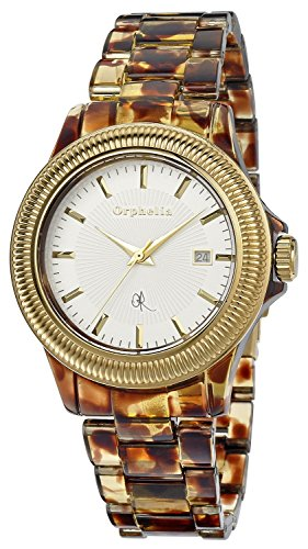 Orphelia - Analog quartz Wristwatch, Plastic, Woman