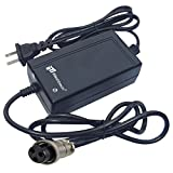 razor electric chopper - New 24V 1.8A 24 Volt 1.8 Amp Electric Bike Scooter Battery Charger Replacement With 3 Prong Inline Female Connector For Boreem Jia 601-S / Boreem Jia 602-D (250 watt version)
