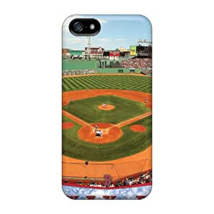 Cute High Quality Iphone 5/5s Boston Red Sox Cases