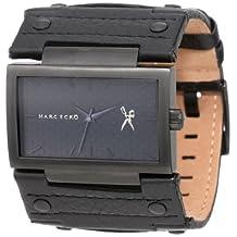 Marc Ecko Men's E17579G1 The Tank Leather Watch