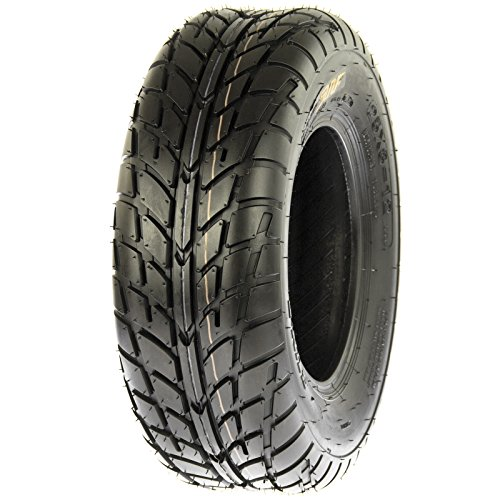 Pair of 2 SunF A021 TT Sport ATV UTV Dirt & Flat Track Tires 22x7-10, 6 PR, Tubeless by SunF (Image #7)
