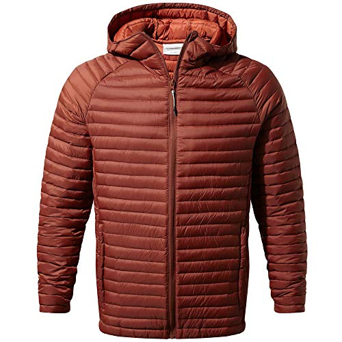 Jacket Burnt Men's Umber Hooded Craghoppers Ventalite wq8BzBH