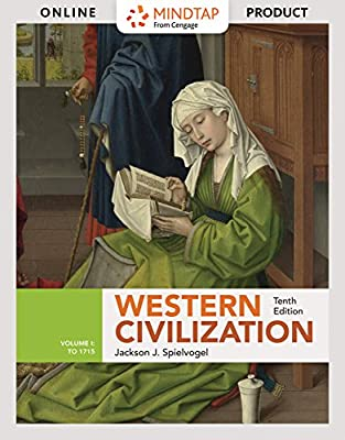 MindTap History for Spielvogel's Western Civilization: Volume I: To 1715, 10th Edition