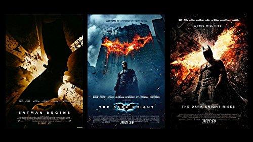 Twenty-three Trilogy The Dark Knight Rises Batman Begins 24X