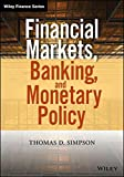img - for Financial Markets, Banking, and Monetary Policy (Wiley Finance) book / textbook / text book