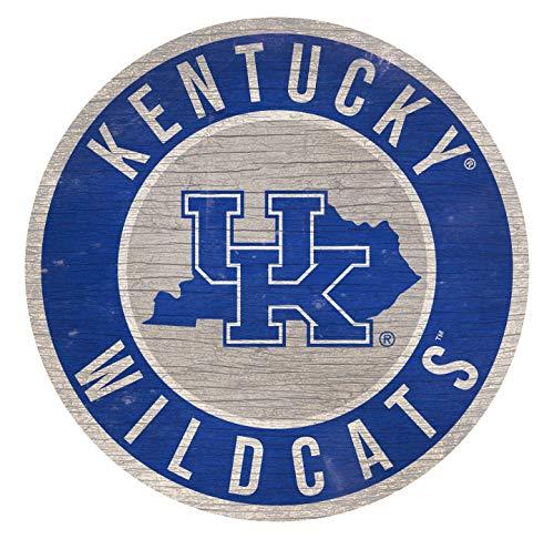 Fan Creations NCAA Kentucky Wildcats 12
