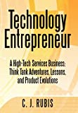Technology Entrepreneur, C. J. Rubis, 1469753421