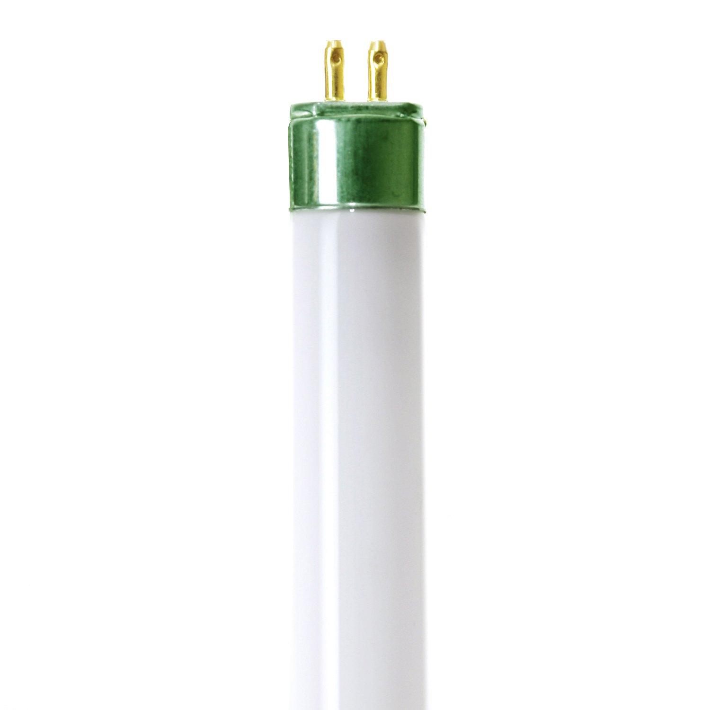 Sunlite F28T5/835 28-Watt T5 Linear Fluorescent Light Bulb Mini Bi Pin Base, 3500K, 40-Pack