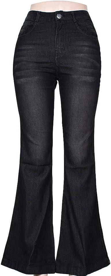 """Be-Girl brand 25/"""" inseam dark wash stretch denim boyfriend jeans roll cuff"""