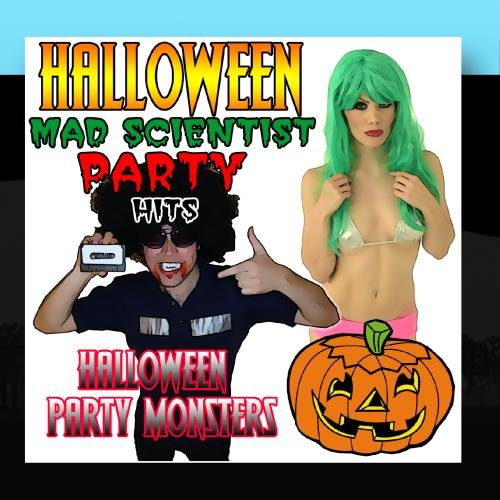 Halloween Mad Scientist Party -