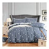 Duvet Cover Bedding Set Includes Duvet Cover Flat Sheet Pillowcase No Comforter MJ