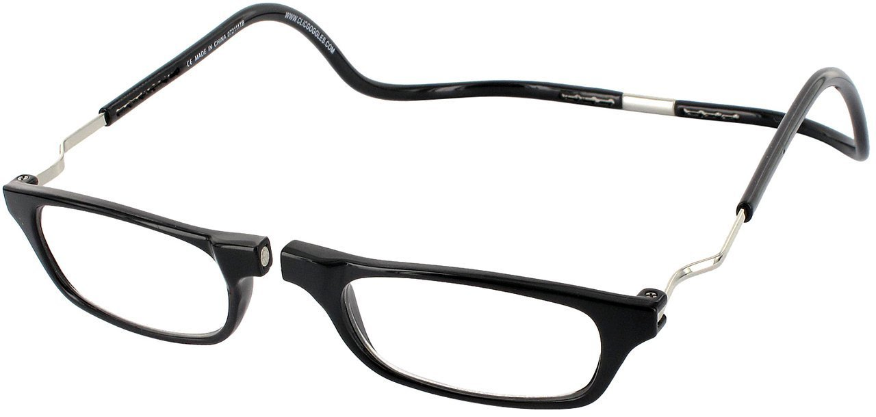 Clic XXL Magnetic Front Connection Reading Glasses by CliC
