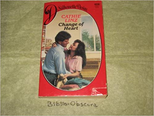 Book Change Of Heart