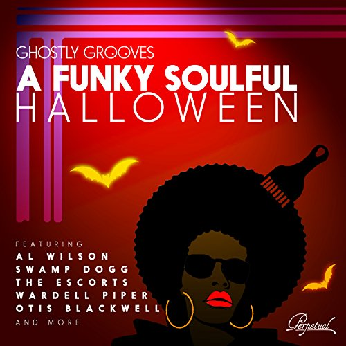 Ghostly Grooves: a Funky Soulful -