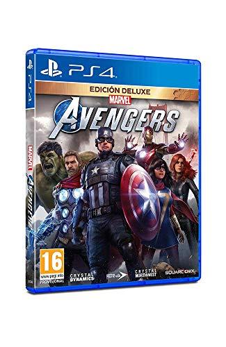 🥇 Marvel's Avengers – Playstation 4