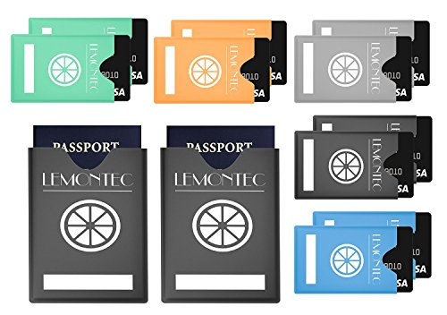 Blocking Passport Protectors Protection Frequency